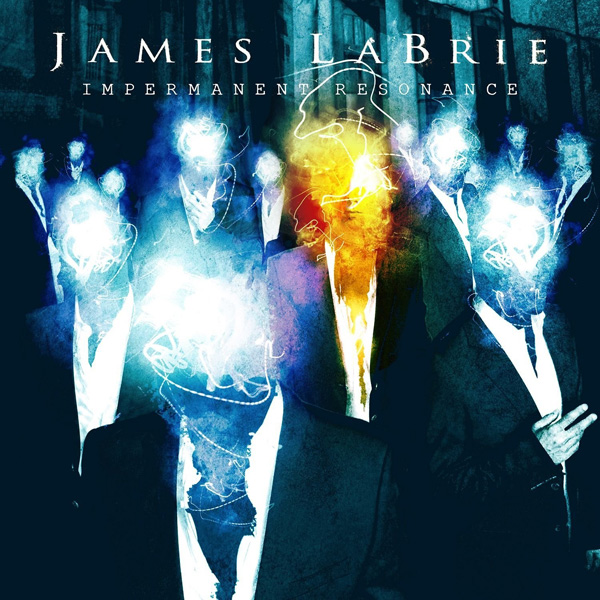 James LaBrie Impermament Resonance CD Cover