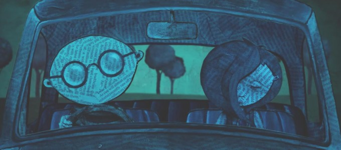 DRIVE HOME | Steve Wilson
