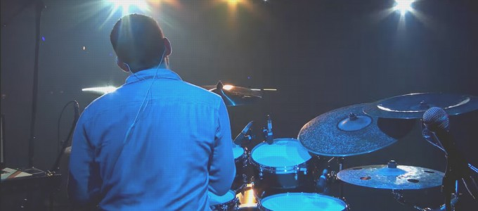 Matt garstka Get Your Freak on Drumcover