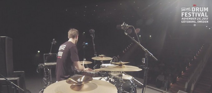Benny Greb Drumsolo