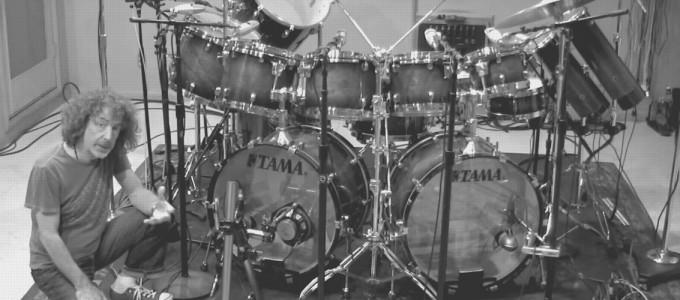 Drum Micing Simon Phillips