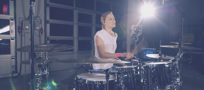 ISLAND MAGIC - Dave Weckl | Drum Cover by mia kayleigh