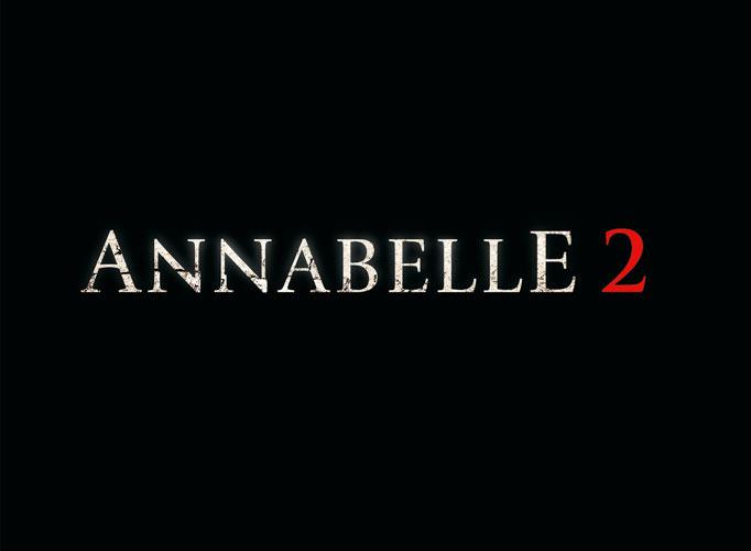 Annabelle 2 - logo