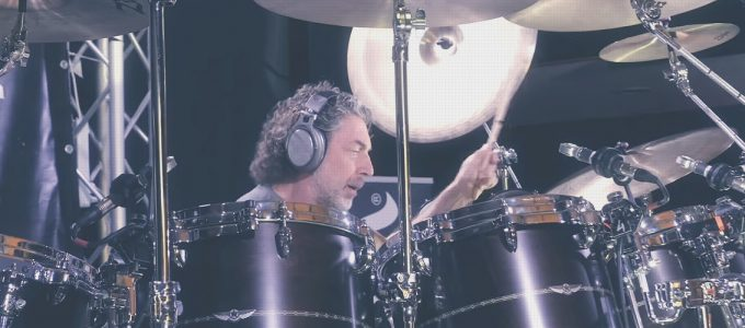 Simon Phillips - Nimbus - Protocol 4